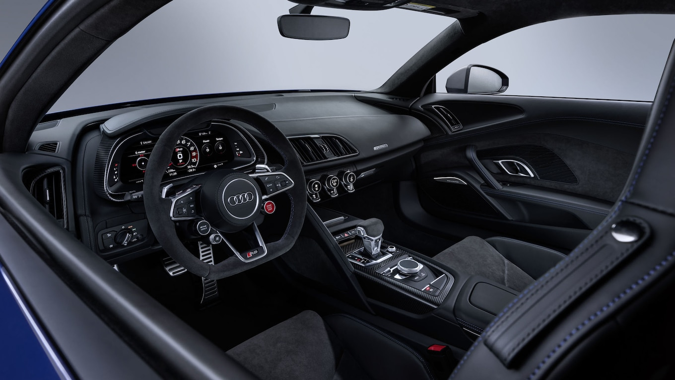 76 The 2020 Audi R8 Picture
