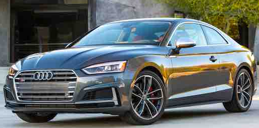 76 The 2020 Audi S5 Speed Test