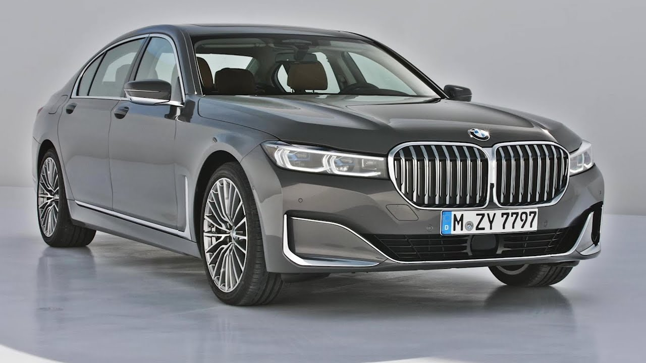 76 The 2020 BMW 750Li Review