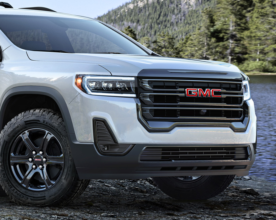 76 The 2020 GMC Acadia Price and Review