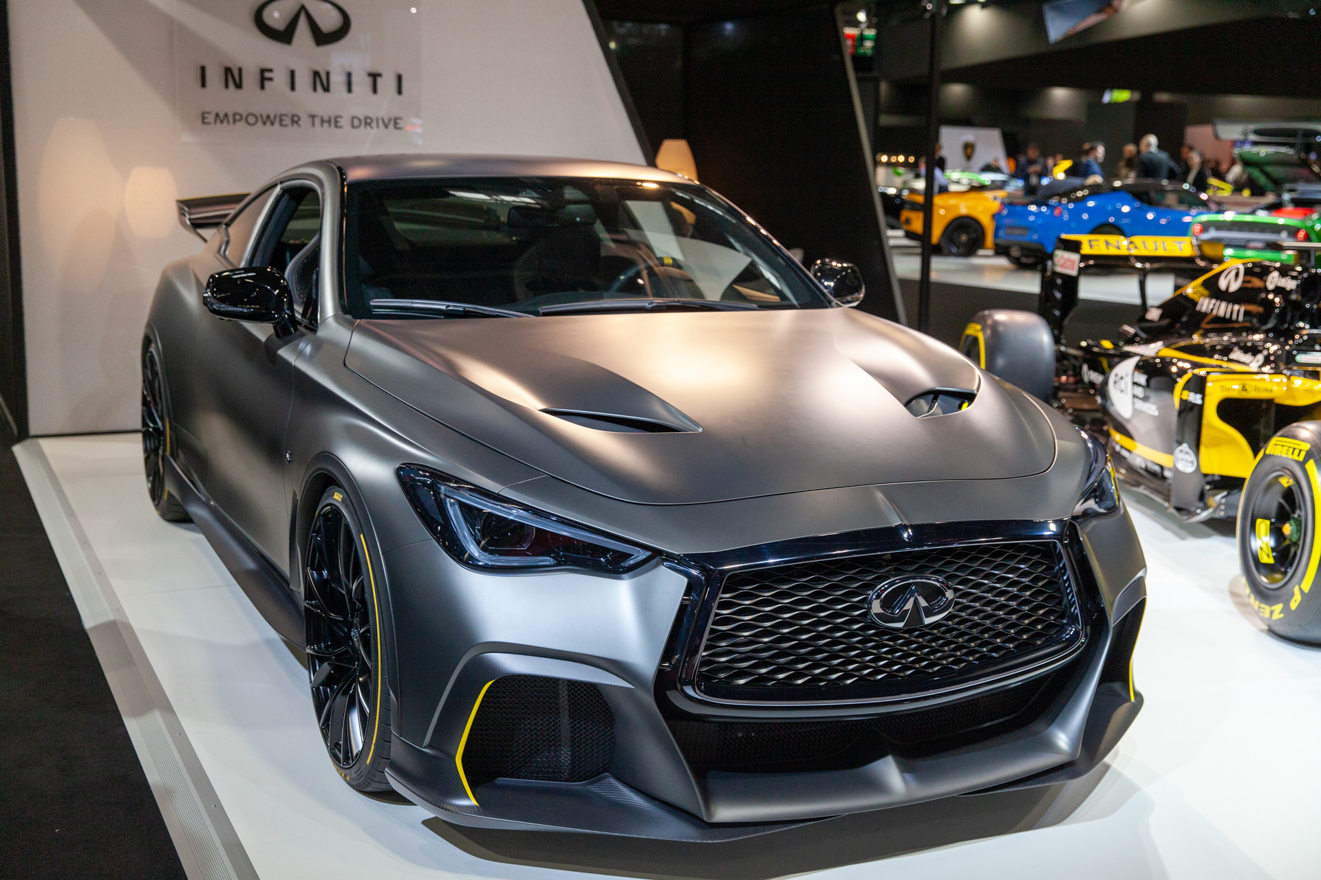76 The 2020 Infiniti Q60 Coupe Pricing