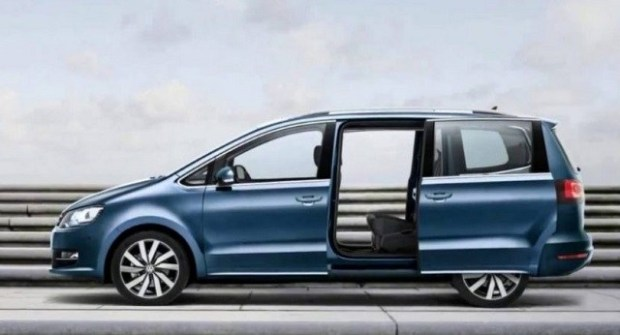 76 The 2020 VW Sharan New Review