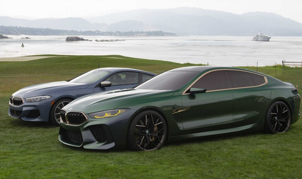 76 The Best 2019 BMW M8 Model