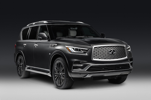 76 The Best 2019 Infiniti Qx80 Suv Price