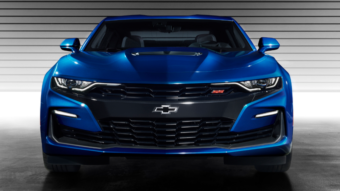76 The Best 2020 Chevy Camaro Competition Arrival Model
