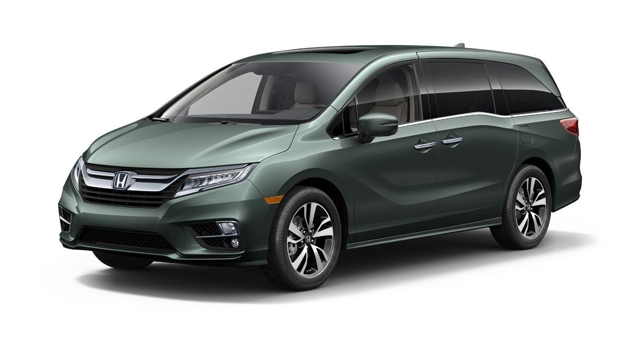 76 The Best 2020 Honda Odyssey Release Date