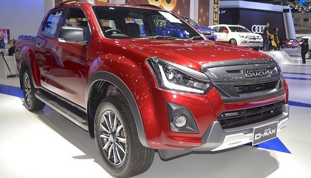 2020 Isuzu D-Max Concept, Interior, Design, And Release Date >> 76 The Best 2020 Isuzu Dmax Redesign Review Cars Review Cars