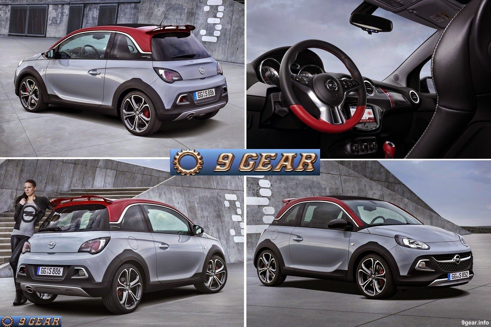 76 The Best 2020 Opel Adam Rocks Specs
