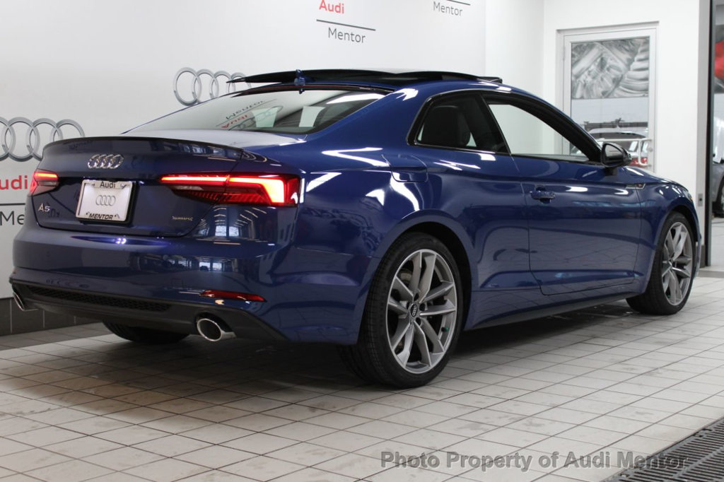 77 A 2019 Audi A5 Coupe Release