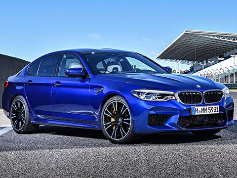 77 A 2020 BMW M5 Get New Engine System New Review