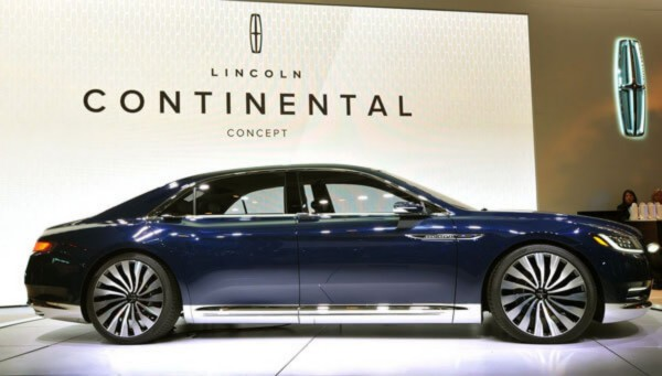 77 A 2020 Lincoln Continental Release Date and Concept