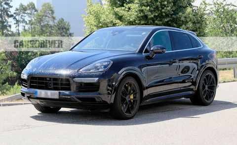 77 A 2020 Porsche Cayenne Model Research New