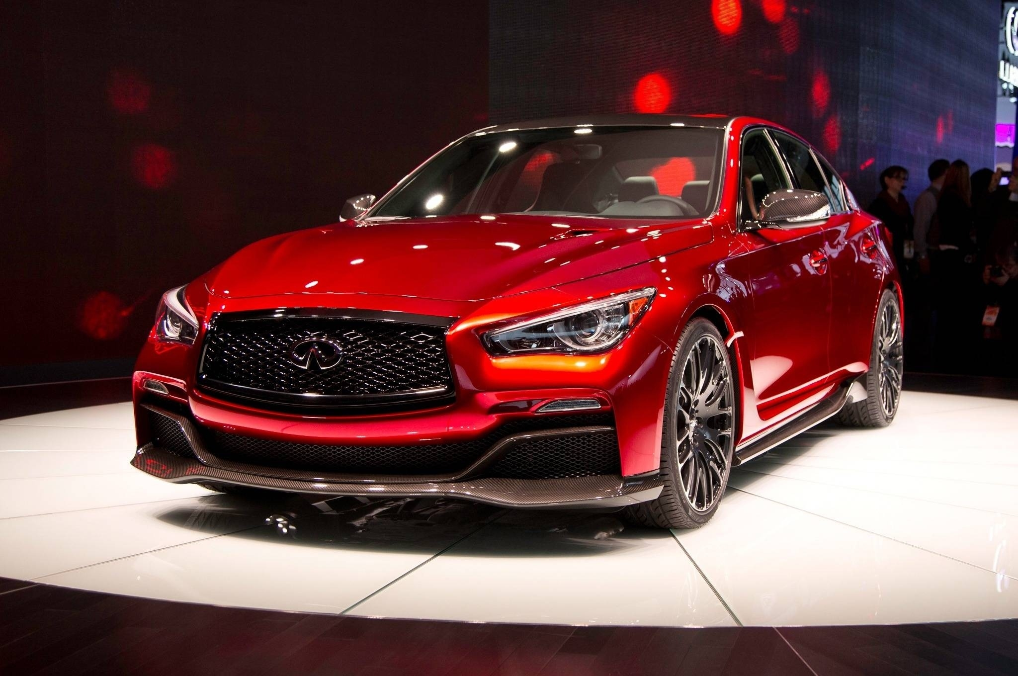 77 All New 2019 Infiniti Q50 Coupe Eau Rouge Redesign and Concept