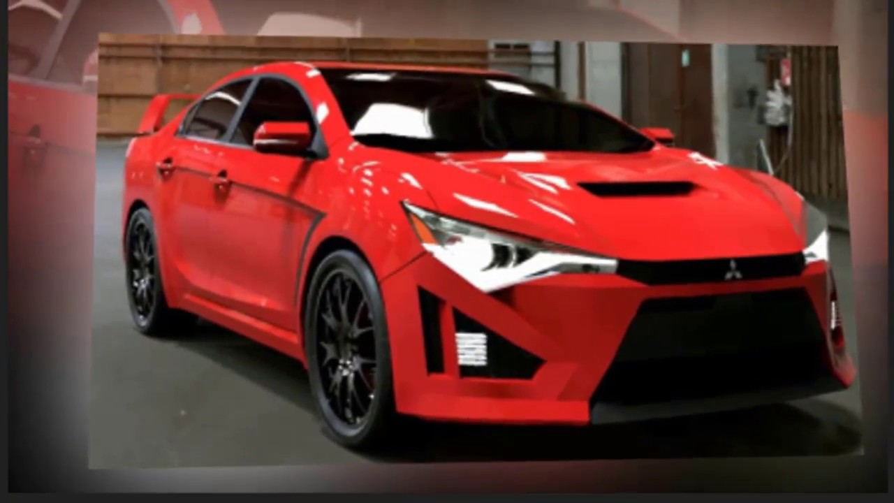 77 All New 2019 Mitsubishi Evo Interior