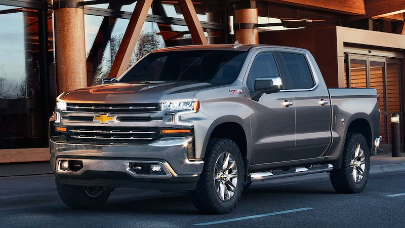 77 All New 2019 Silverado 1500 Speed Test