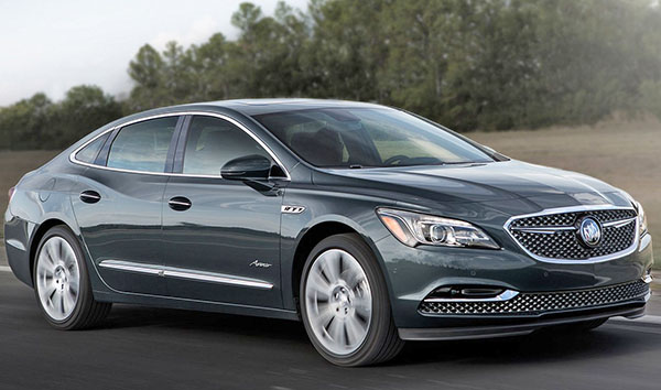 77 All New 2020 Buick LaCrosse Pictures