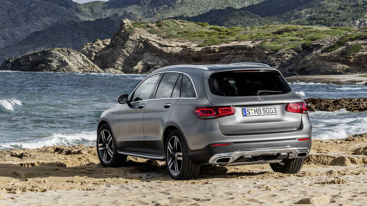 77 Best 2020 Mercedes Glc Redesign and Concept