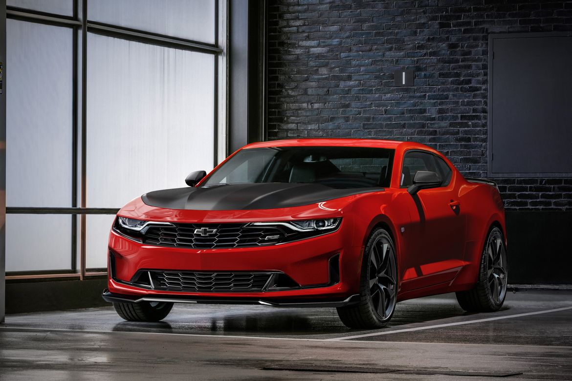 77 New 2019 Chevy Camaro Prices