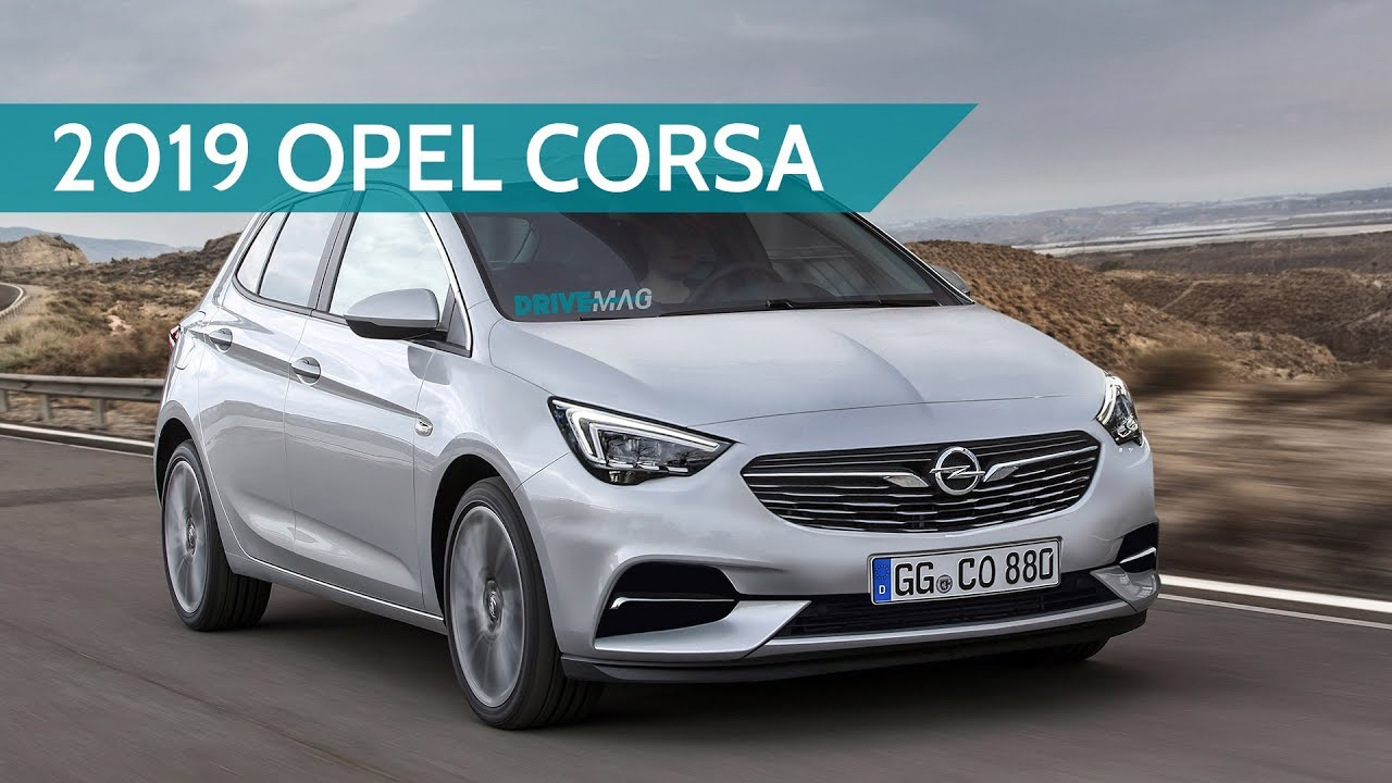 77 New 2019 Opel Corsa Redesign and Review