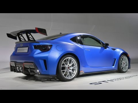 77 New 2019 Subaru Brz Sti Speed Test
