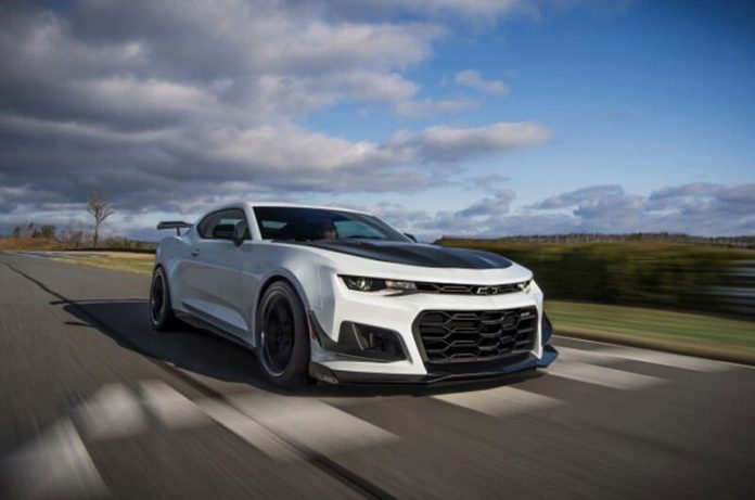 77 New 2020 Chevy Camaro Competition Arrival Style