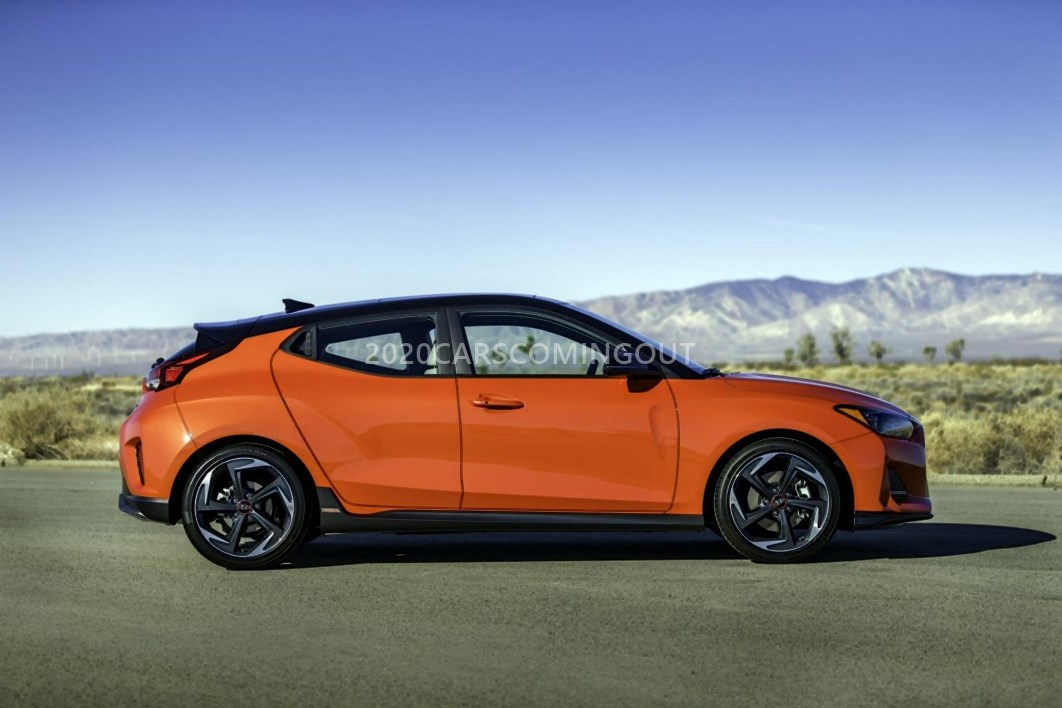 77 New 2020 Hyundai Veloster Turbo Redesign and Concept