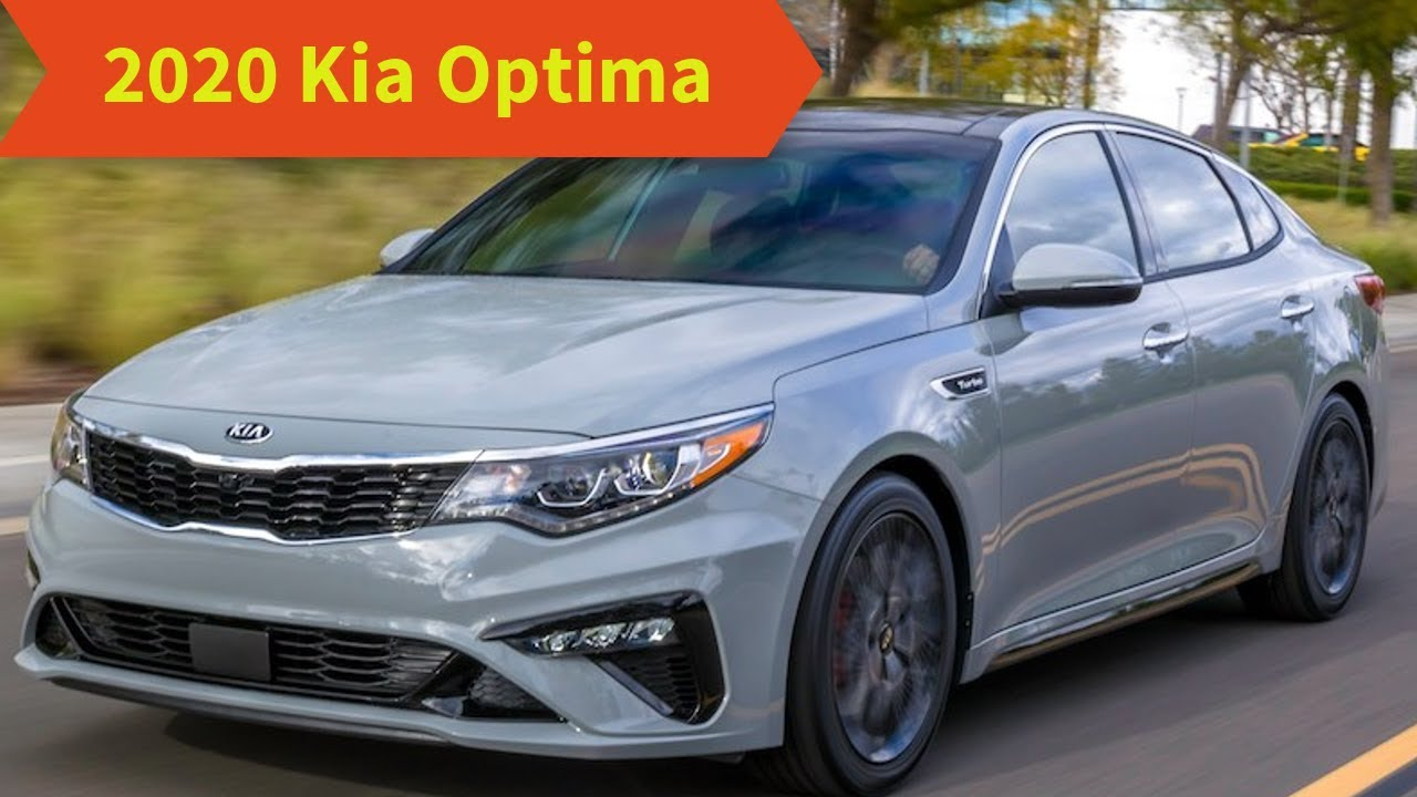 77 New 2020 Kia Optima First Drive