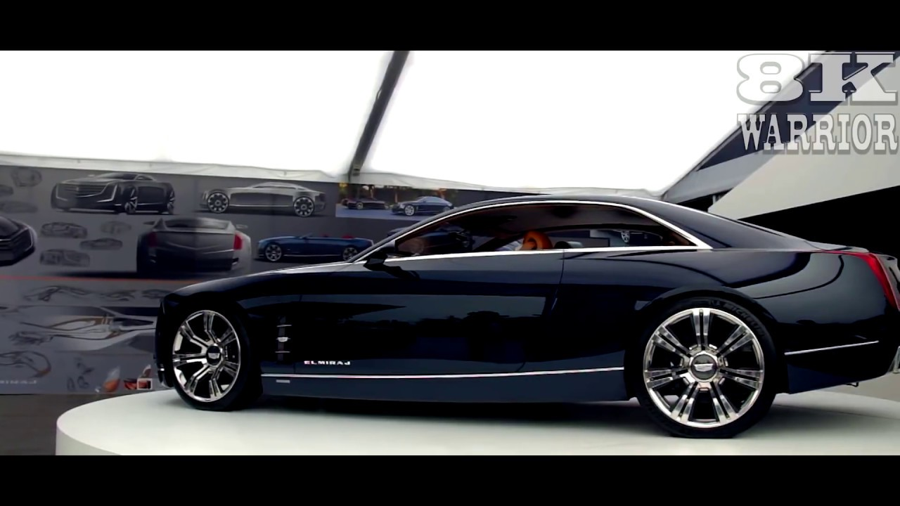 77 The 2019 Cadillac Elmiraj Overview