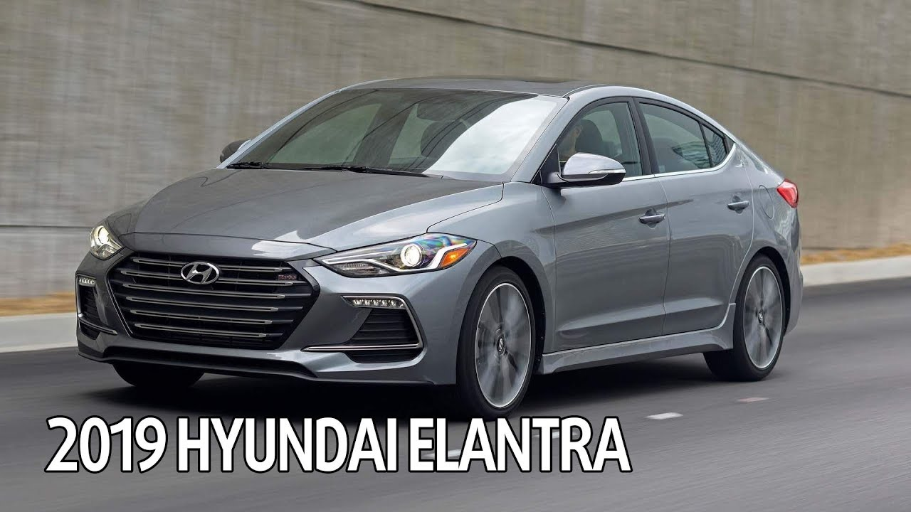 77 The 2019 Hyundai Elantra Sedan Ratings