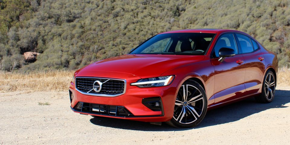 77 The 2019 Volvo S60 R Rumors