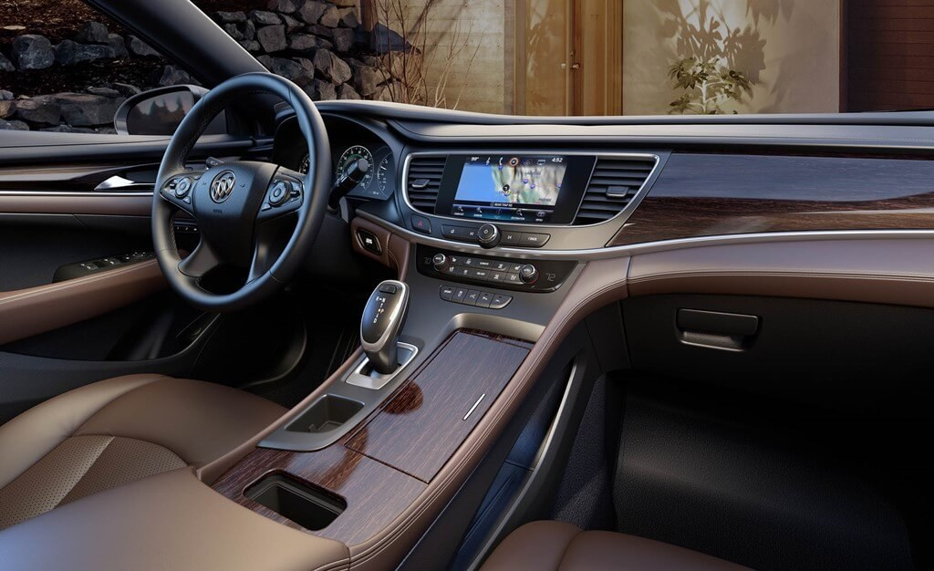 77 The 2020 Buick LaCrosses Spesification