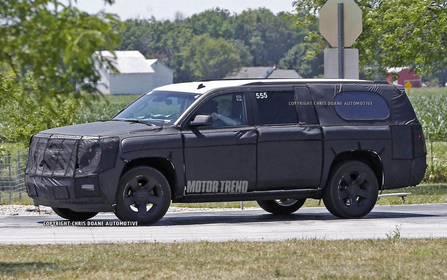 77 The 2020 Chevrolet Suburban Performance and New Engine