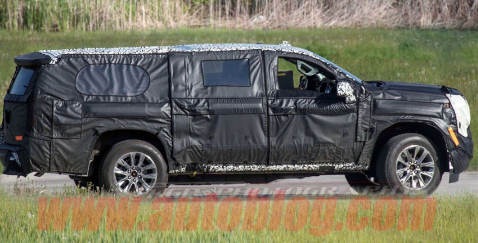 77 The 2020 Chevy Suburban Redesign and Review