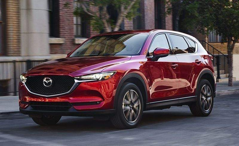 77 The 2020 Mazda CX 5 Spesification
