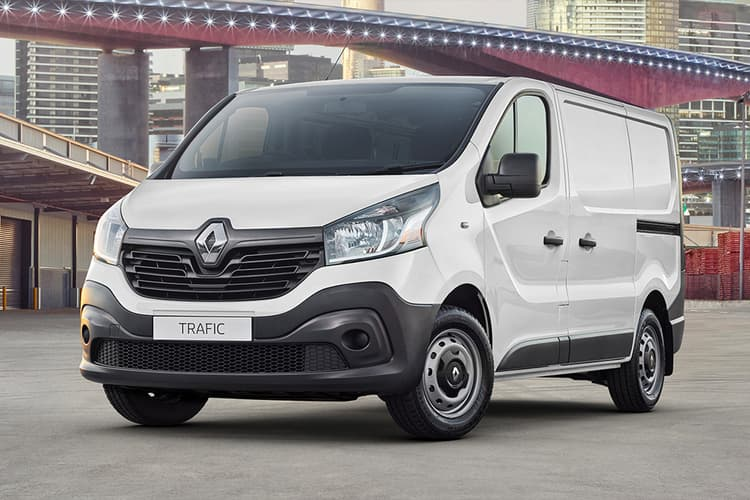 77 The 2020 Renault Trafic Spy Shoot