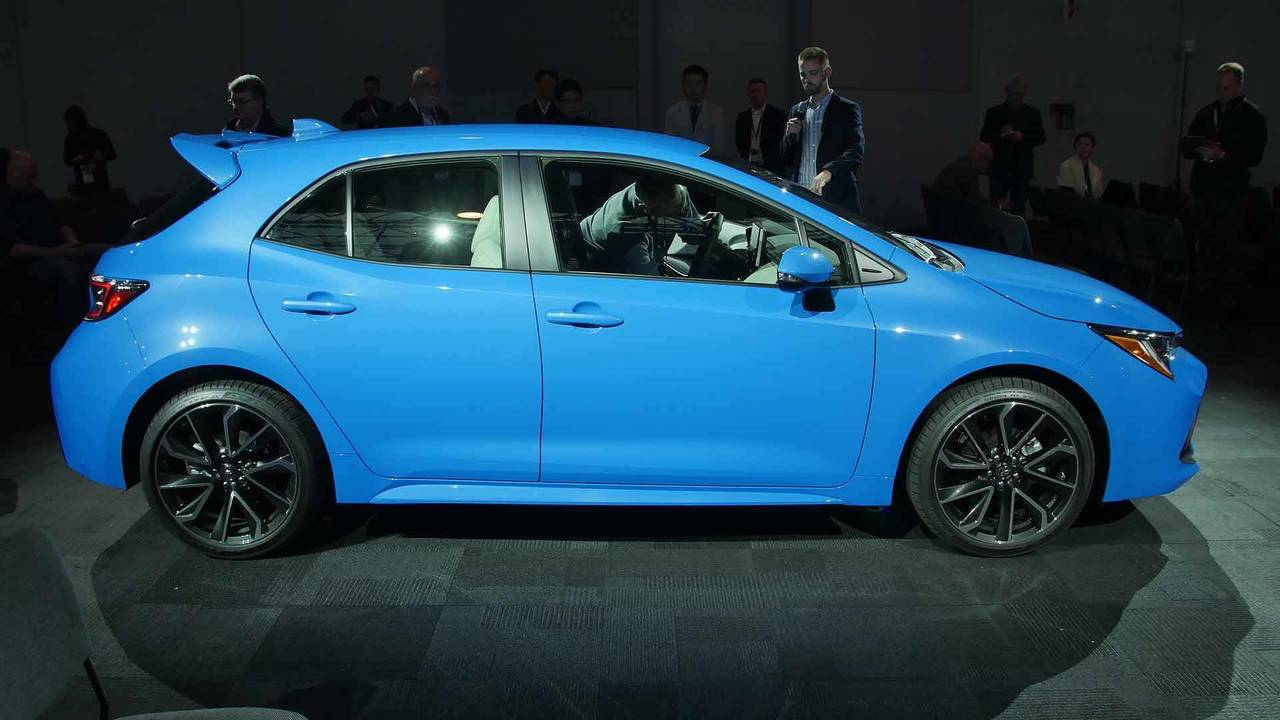 77 The 2020 Toyota Corolla Hatchback Price