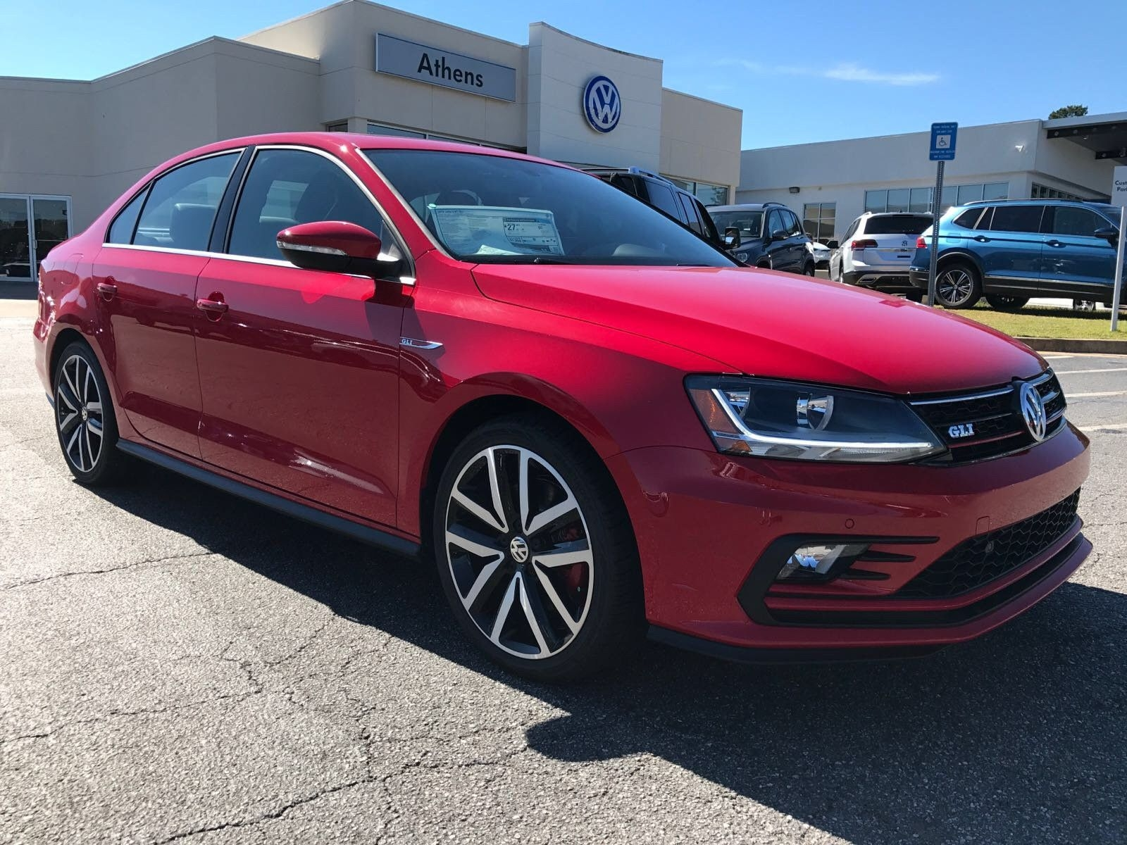 77 The 2020 VW Jetta Tdi Gli Exterior