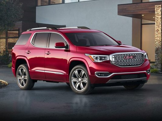 77 The Best 2019 Gmc Acadia Denali Release