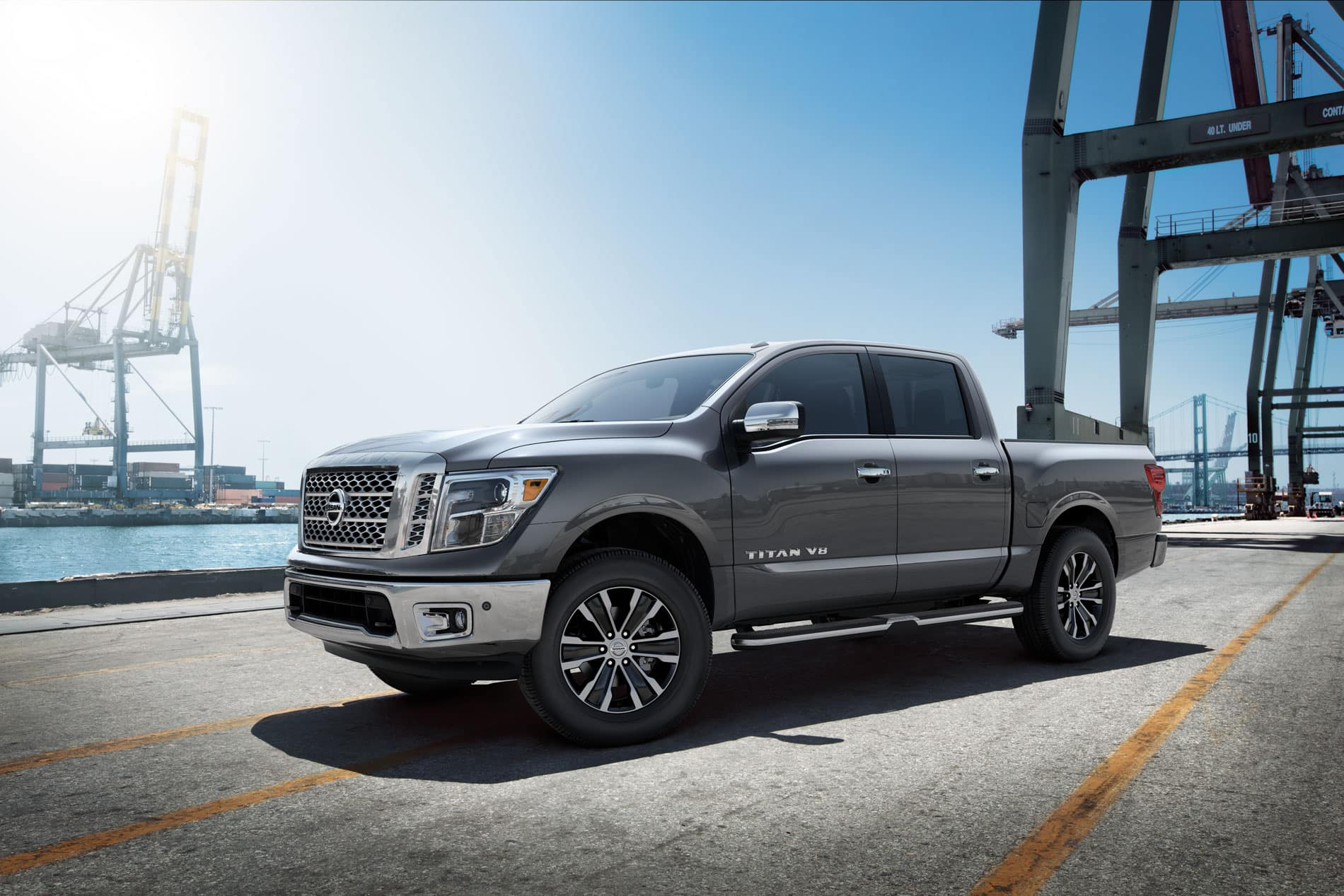 77 The Best 2019 Nissan Titan Xd Wallpaper