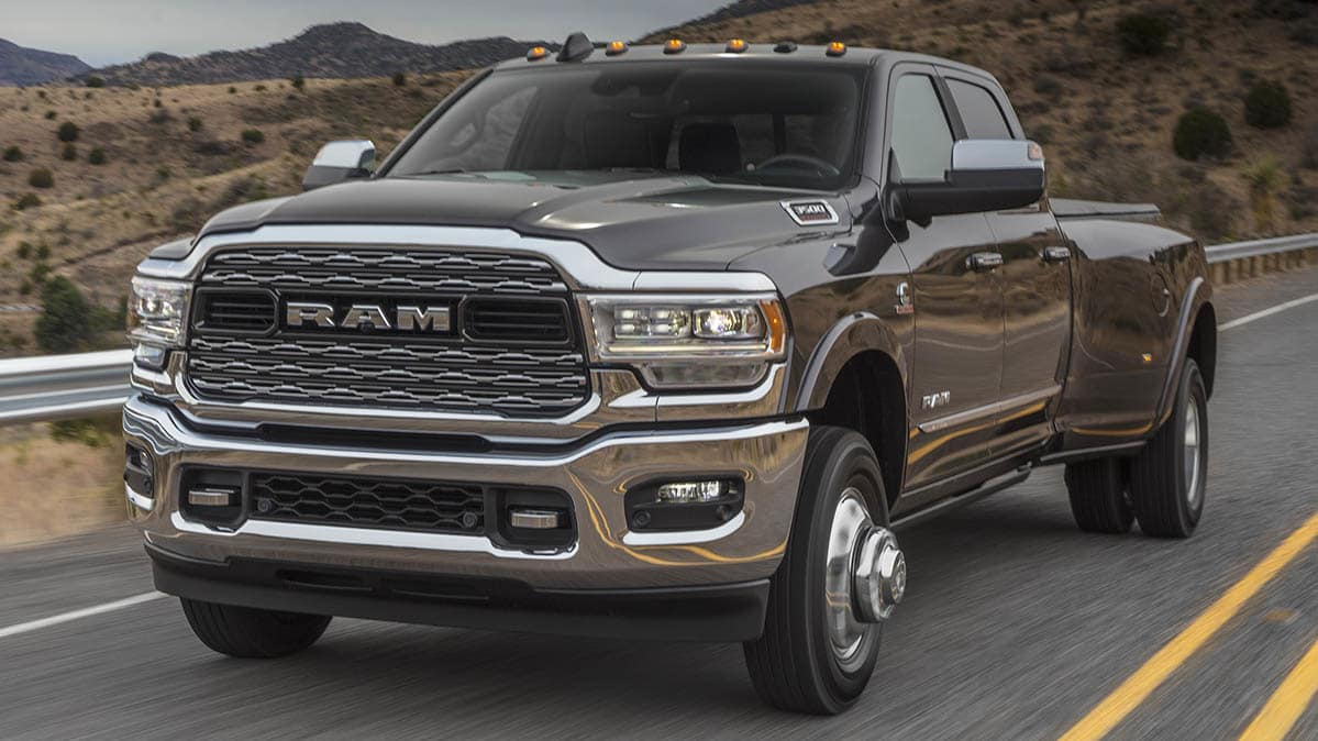 77 The Best 2019 Ram 2500 Diesel Speed Test