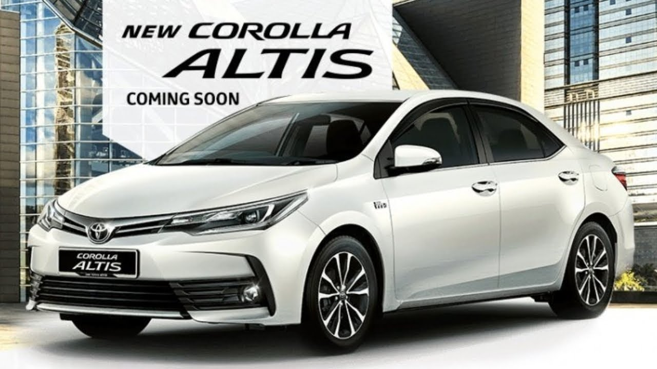 77 The Best 2019 Toyota Altis New Model and Performance