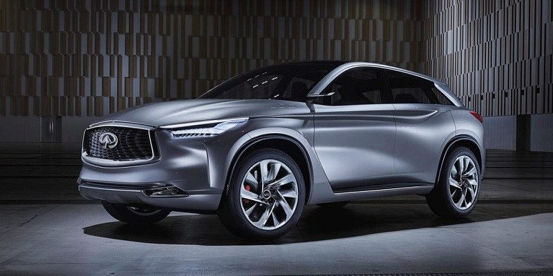 77 The Best 2020 Infiniti QX70 Price and Release date