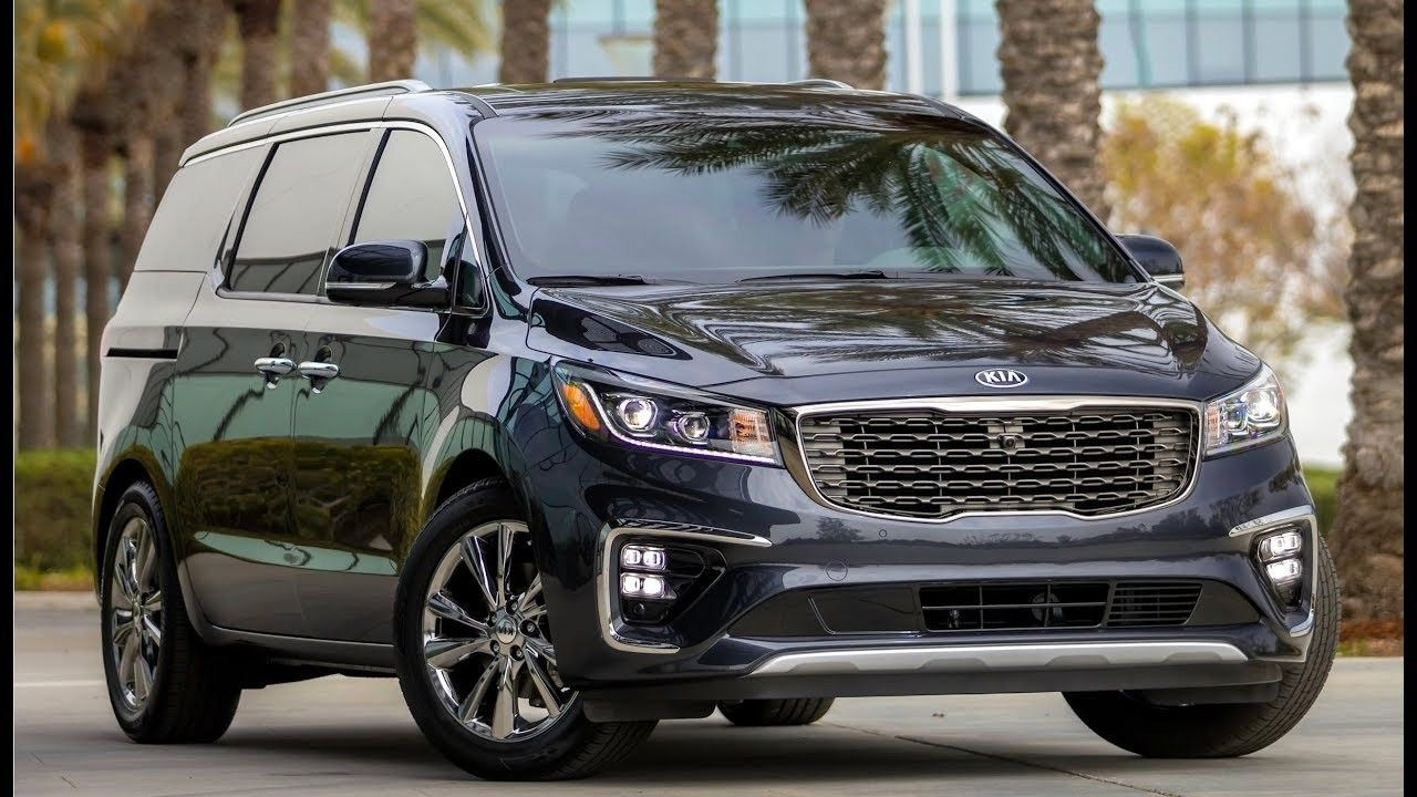 77 The Best 2020 Kia Carnival Interior