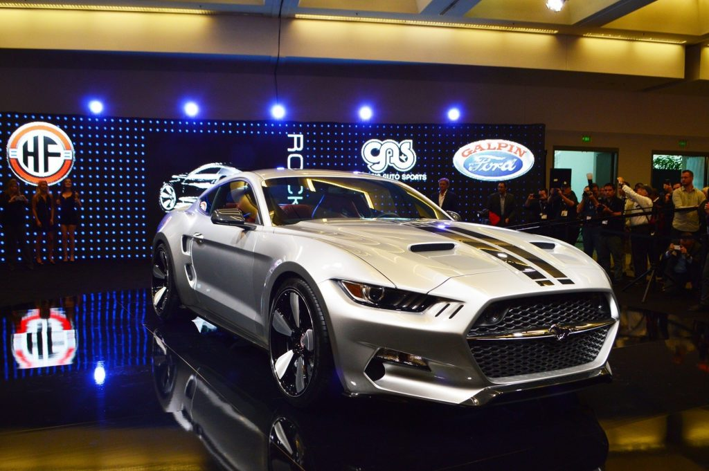 77 The Best 2020 Mustang Rocket Exterior and Interior
