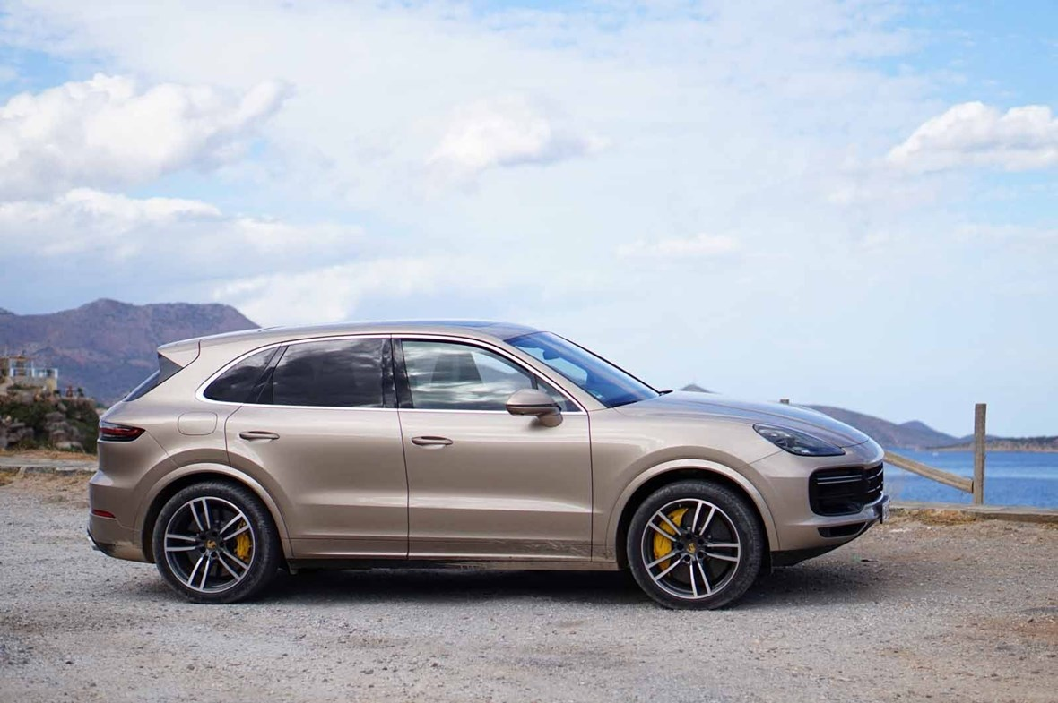 77 The Best 2020 Porsche Cayenne Turbo S Concept and Review
