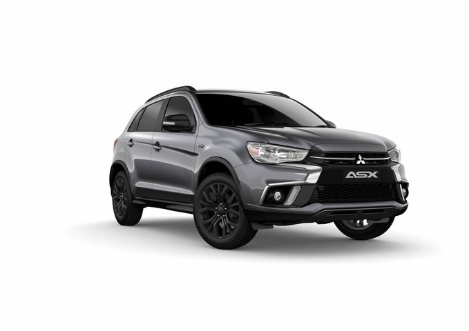 77 The Mitsubishi Asx New Model and Performance