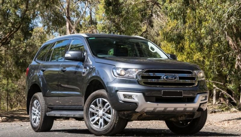 78 A 2020 Ford Everest Concept