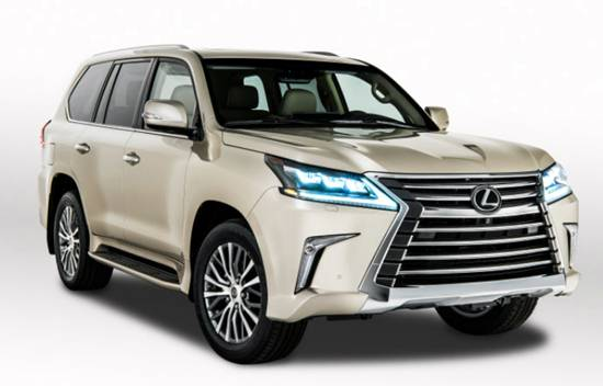 78 A 2020 Lexus LX 570 Release Date and Concept