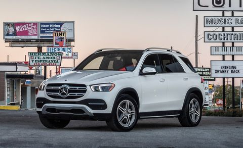 78 A 2020 Mercedes GLE Style