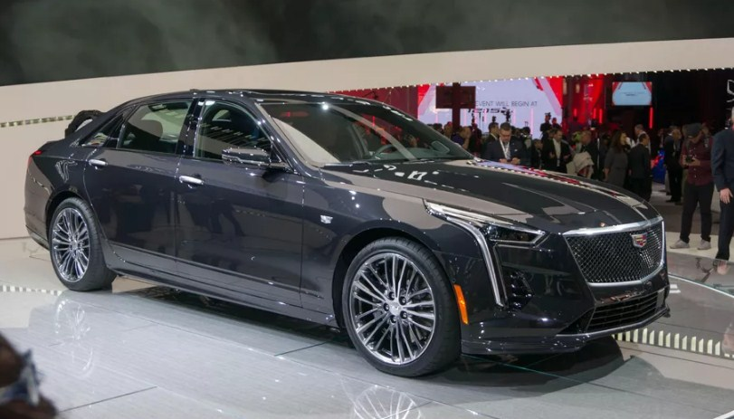 78 All New 2020 Cadillac CT6 Price Design and Review